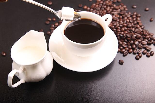 Kein Kaffee direkt nach der PZR